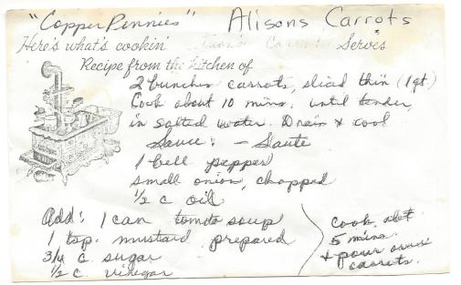 Copper Pennies %22Carrots%22-Alison