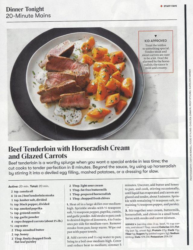 Beef Tenderloin and Glazed Carrots.jpg