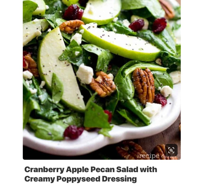 Cranberry Apple Pecan Salad with Poppyseed dressing.jpeg