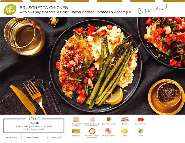 1Bruschetta Chicken - Hello Fresh - Excellent.jpg